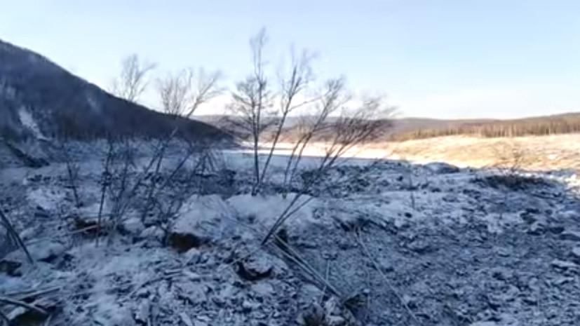 В сети появилось видео с места предполагаемого падения метеорита под Хабаровском