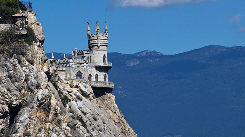 Граница между Крымом и Севастополем будет установлена в 2019 году