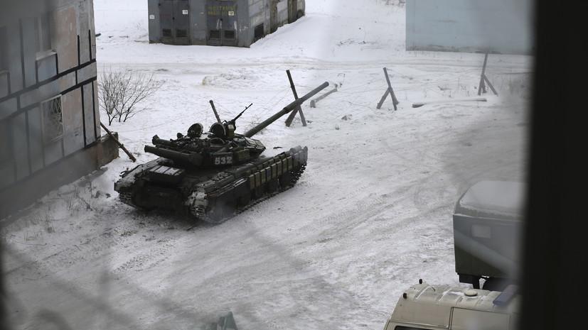 «Инструкции западных государств»: в МИД не исключили провокации Киева в Донбассе с применением химоружия
