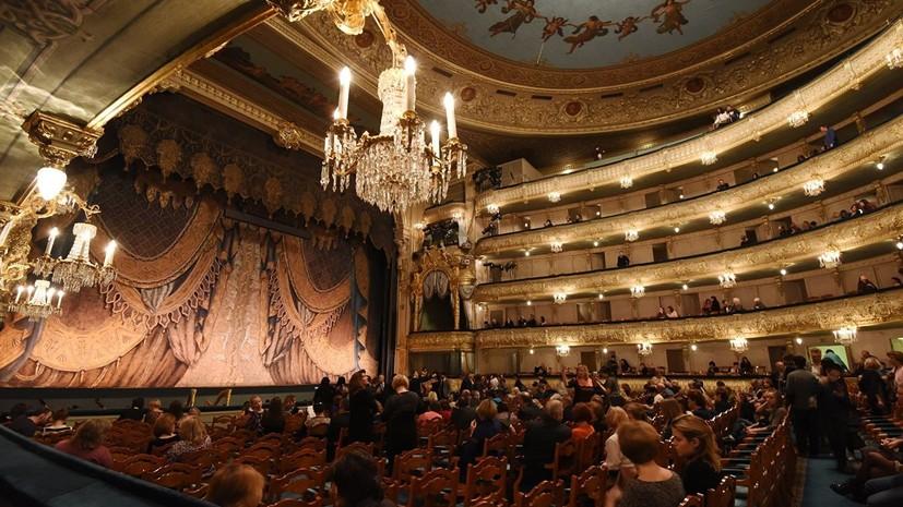 Мариинский театр возвращает оперу «Чародейка» в репертуар