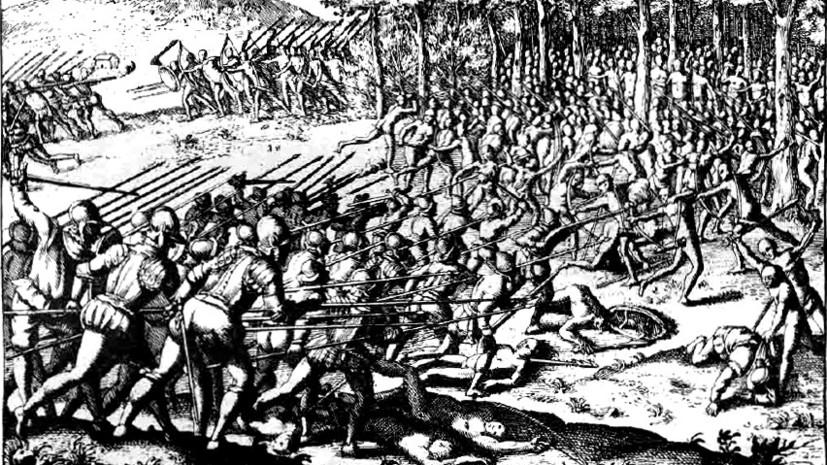 Мужество и способность учиться военному искусству: почему испанцы несколько веков не могли покорить индейцев мапуче