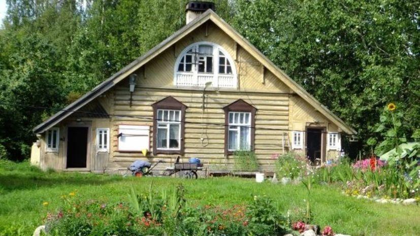 Усадьбу Беллей в Петергофе признали объектом культурного наследия