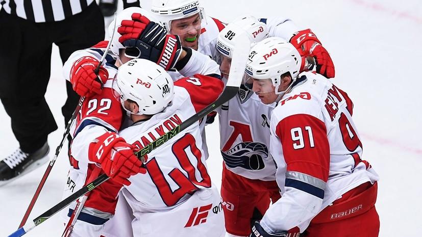СМИ: Хоккеисты «Салавата Юлаева» подрались в раздевалке после матча с «Локомотивом»