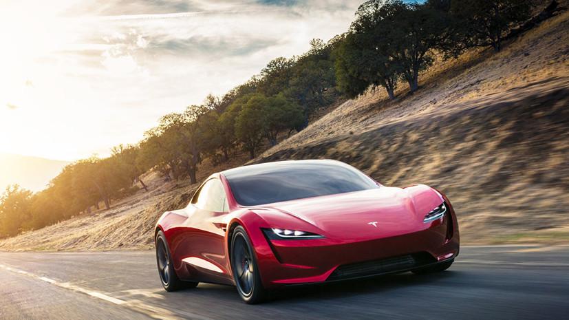 Рынок новых электромобилей в России вырос на 49% за 11 месяцев