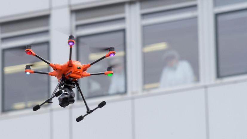 В Британии планируют разместить системы обнаружения дронов