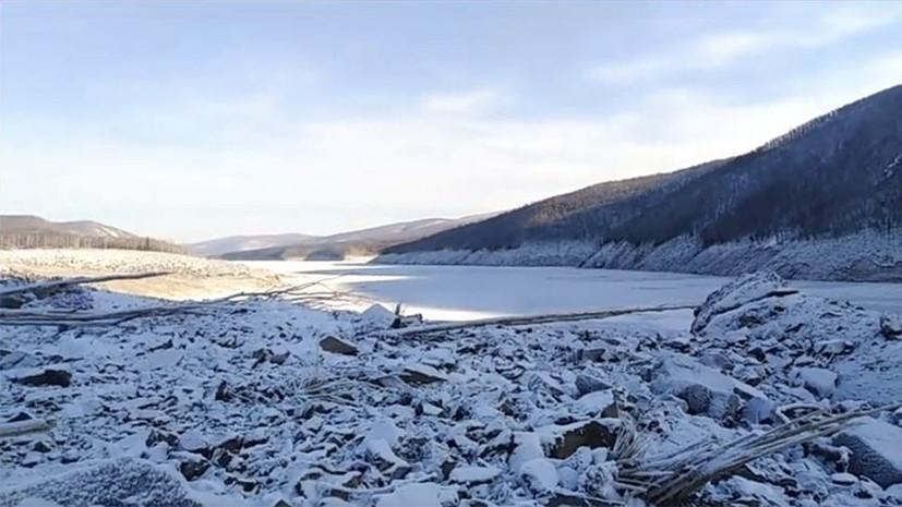 Термическая аномалия и оползень: что известно о разрушении сопки в Хабаровском крае