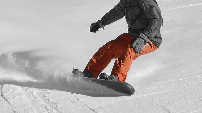 Три сноубордиста погибли в Узбекистане из-за схода лавины