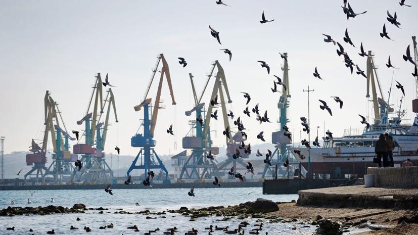 Эксперт объяснил опасения утраты Киевом документов об «украинском Крыме»