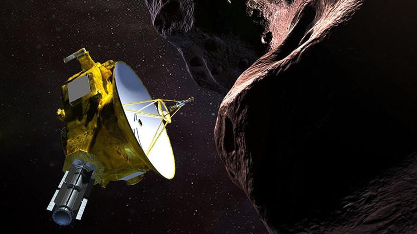 Зонд NASA совершил самый дальний полет космического объекта