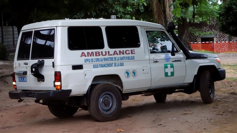 Порядка 50 человек погибли в результате ДТП в ДРК
