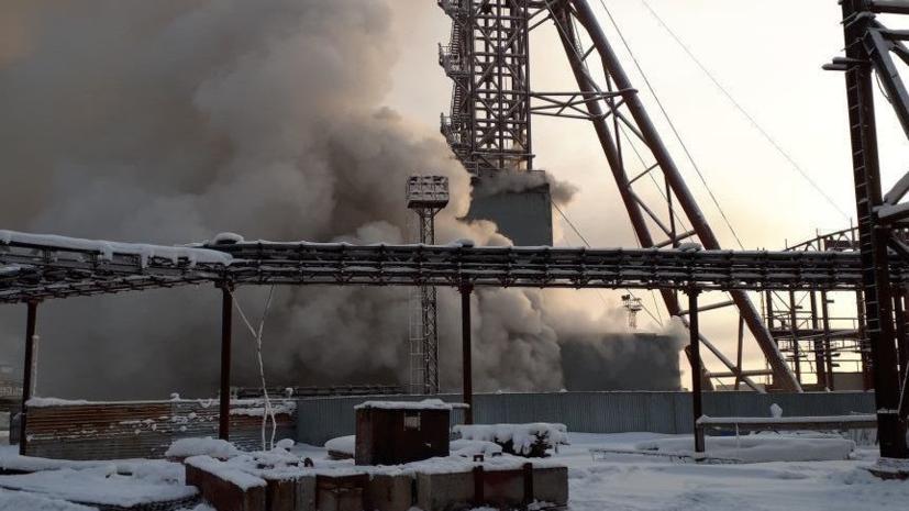 Двое подозреваемых в деле о пожаре на шахте в Соликамске арестованы