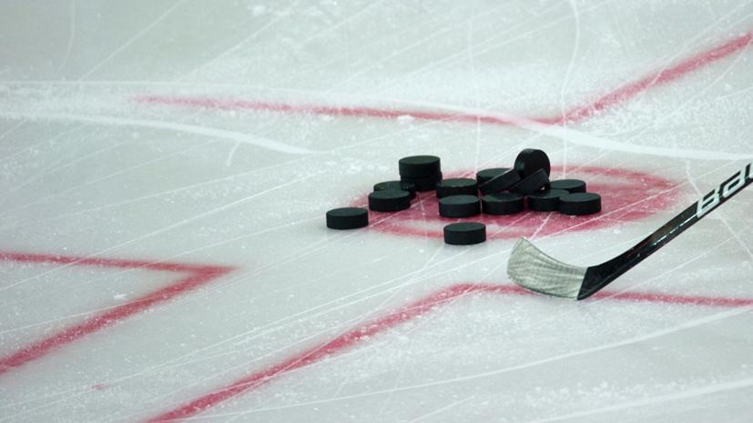Стал известен состав молодёжной сборной России по хоккею на МЧМ-2019