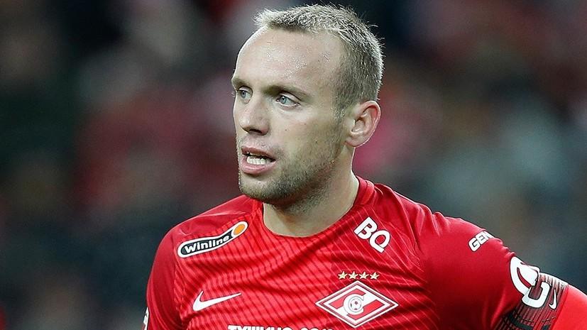 Адвокат жены Глушакова заявил, что футболист вывел из семейного бюджета 170 млн рублей