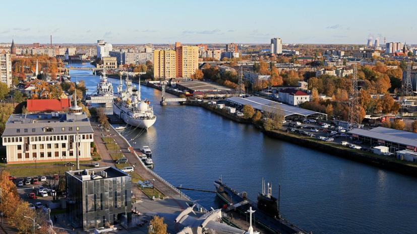 В Калининградской области заявили о росте средней зарплаты на 7,5% в октябре