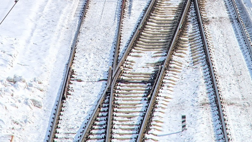 В Якутии завершили строительство железнодорожной линии, начатое в 1985 году