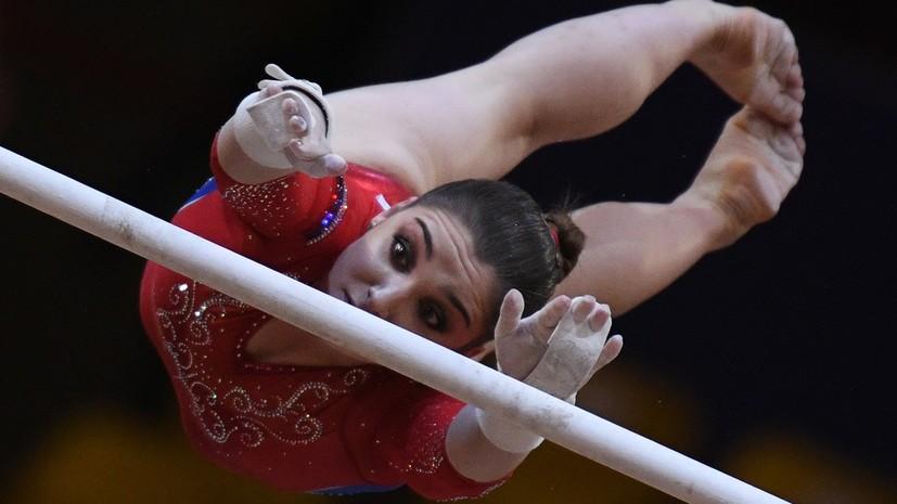 Российская гимнастка Мустафина планирует выступить в многоборье на весенних этапах Кубка мира