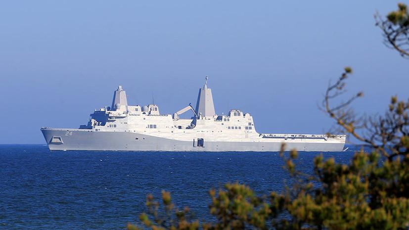 Главком ВМФ сообщил о развёртывании у границ России стратегического высокоточного оружия США