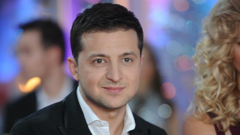 Зеленский не исключил своего участия в выборах президента Украины