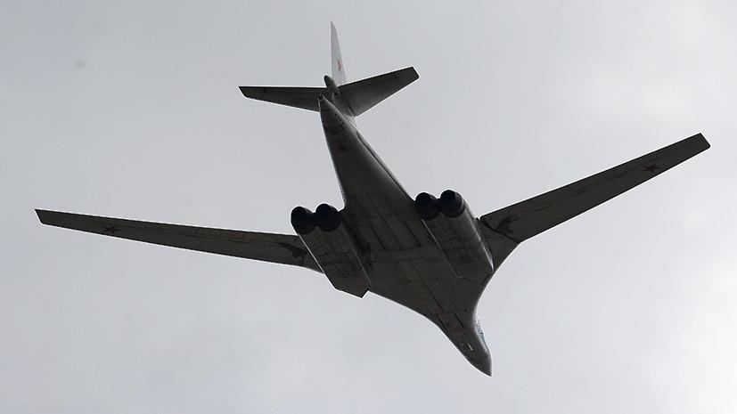 Посол: Москва не исключает новых полётов российских военных самолётов в Венесуэлу