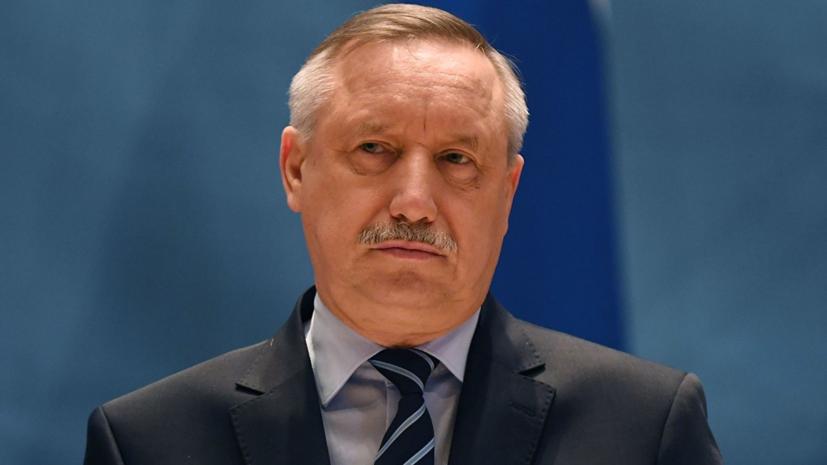 Вице-губернаторы Петербурга Албин и Мокрецов ушли в отставку