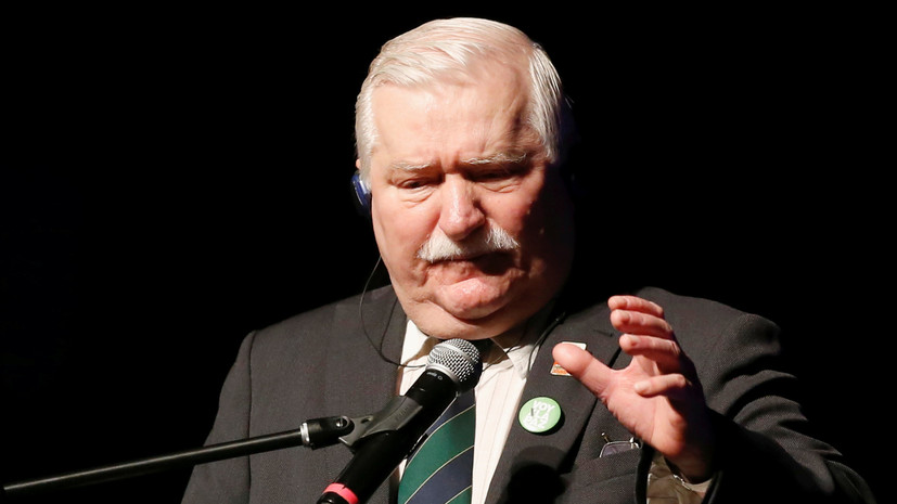 Валенса оценил планы по размещению базы США в Польше