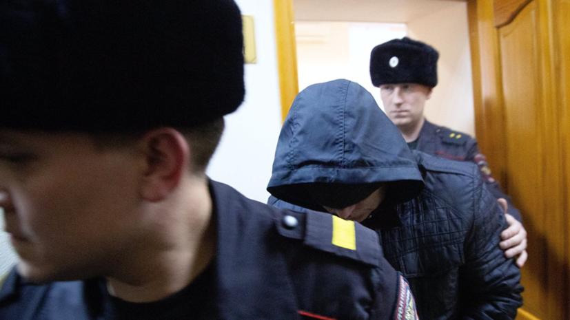 Суд в Уфе продлил арест фигуранту дела о групповом изнасиловании