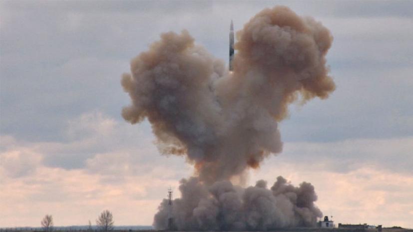 Система «Авангард» поступит на вооружение армии России в 2019 году