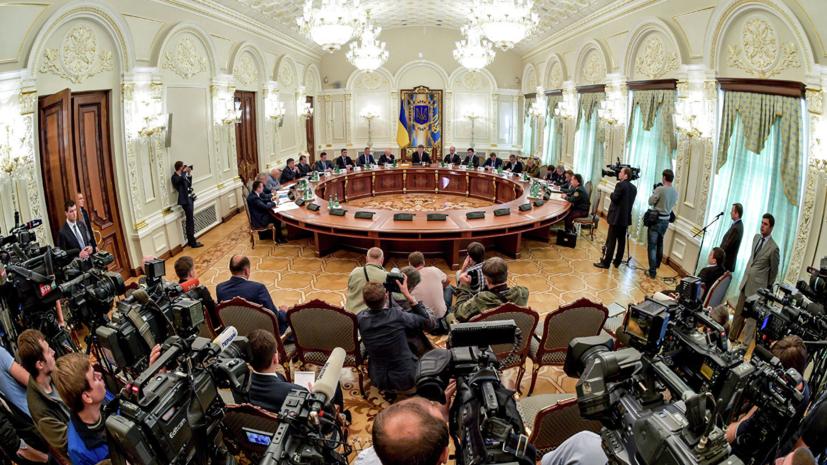 СНБО Украины рассмотрит вопрос введения дополнительных санкций против России