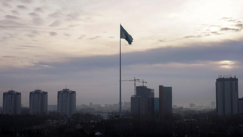МИД Казахстана возглавил экс-министр оборонной промышленности