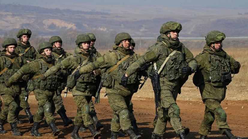 Военнослужащие ЮВО провели стрельбы на полигоне в Астраханской области
