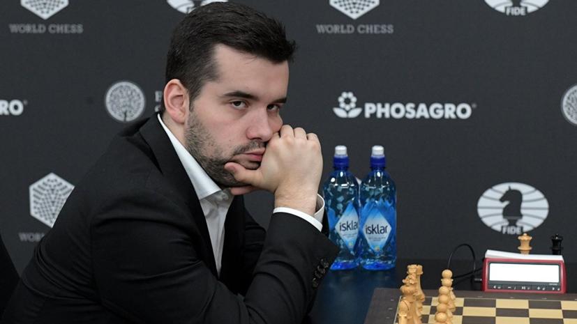 Непомнящий и Андрейкин стали единоличными лидерами ЧМ по рапиду после четырёх туров