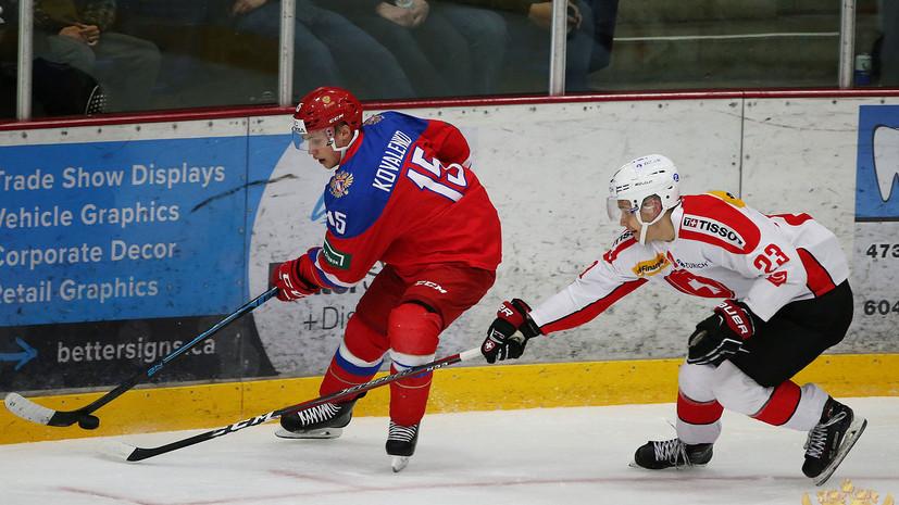 «Можем рассчитывать на высокие результаты»: Плющев о составе сборной России по хоккею, фаворитах МЧМ и матче с Канадой