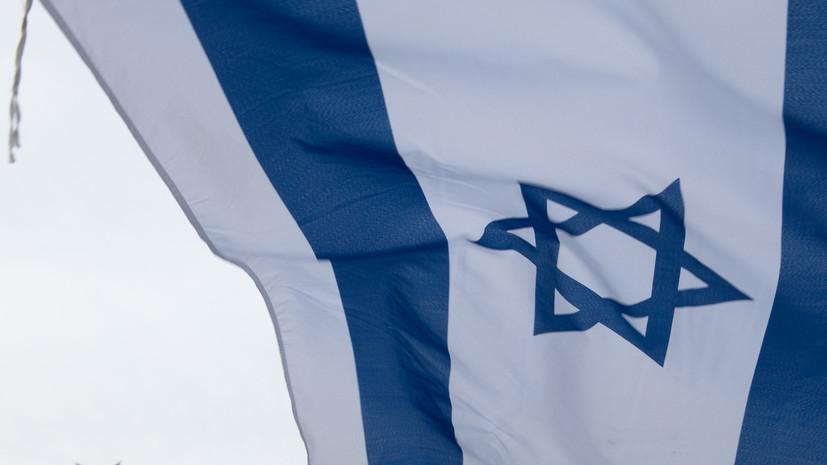 Парламент Израиля проголосовал за самороспуск