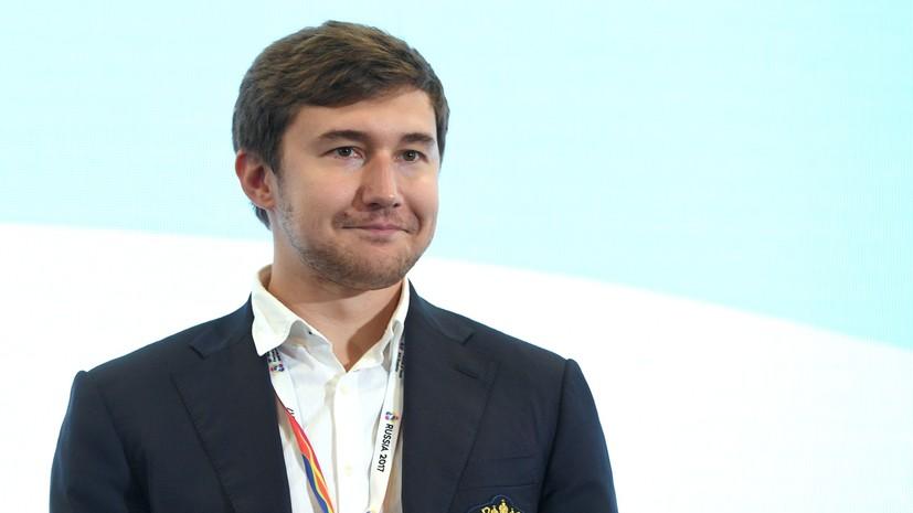 Лидерство Андрейкина и Непомнящего, поражения Карлсена и ничьи Карякина: в России стартовал ЧМ по быстрым шахматам
