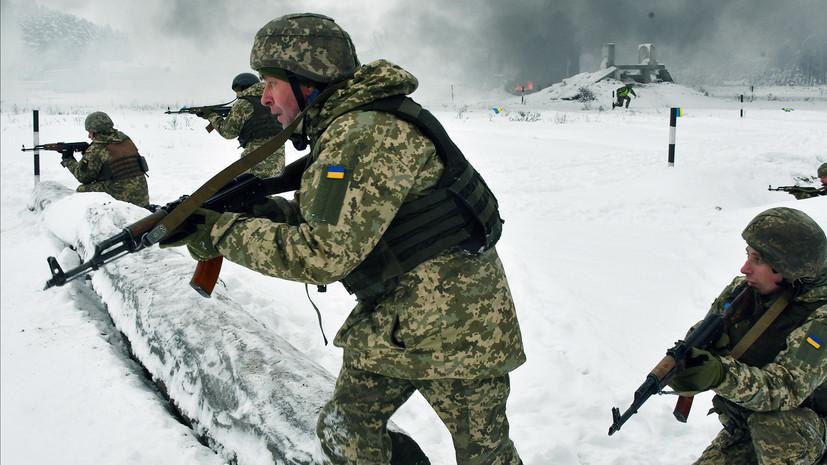 Фактическое признание: на Украине заявили об установлении контроля над «серой зоной» в Донбассе
