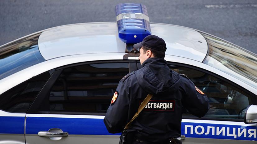 В Москве задержали подозреваемого в убийстве таксиста