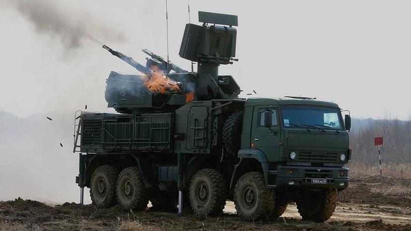 Комплексы «Панцирь-С» на Кубани «уничтожили» авиацию условного противника