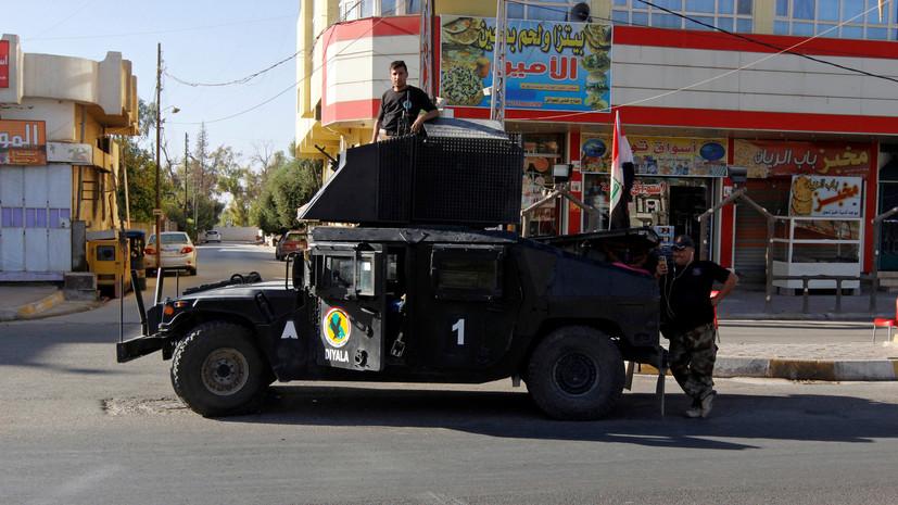СМИ: В Ираке обстреляли посольство США после визита Трампа