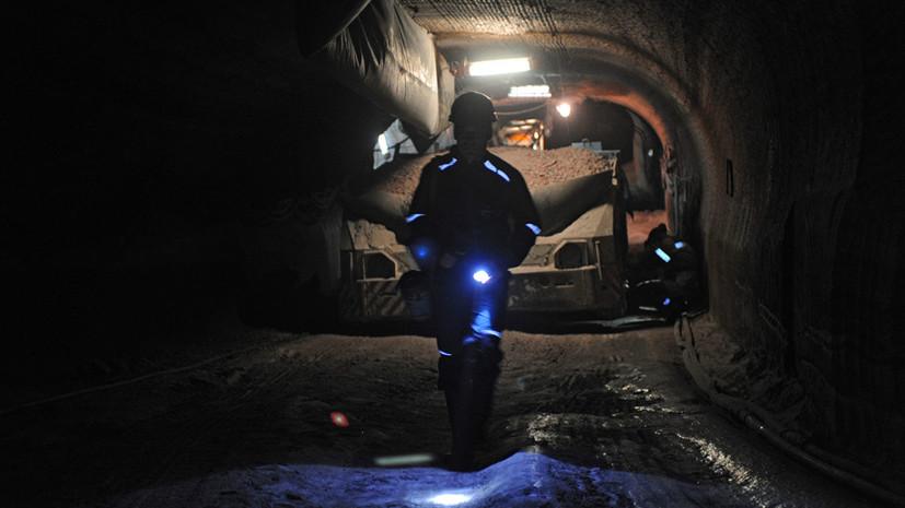В МЧС назвали возможную причину ЧП на шахте в Соликамске
