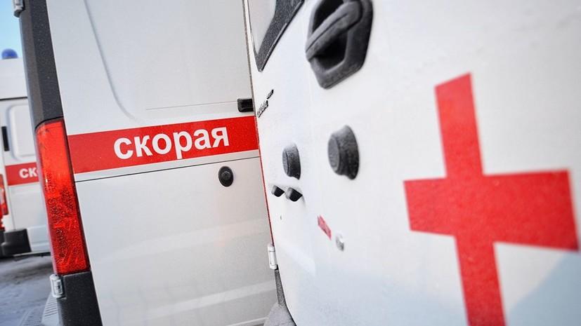 В Хабаровске мужчина взорвал гранату на торговой базе