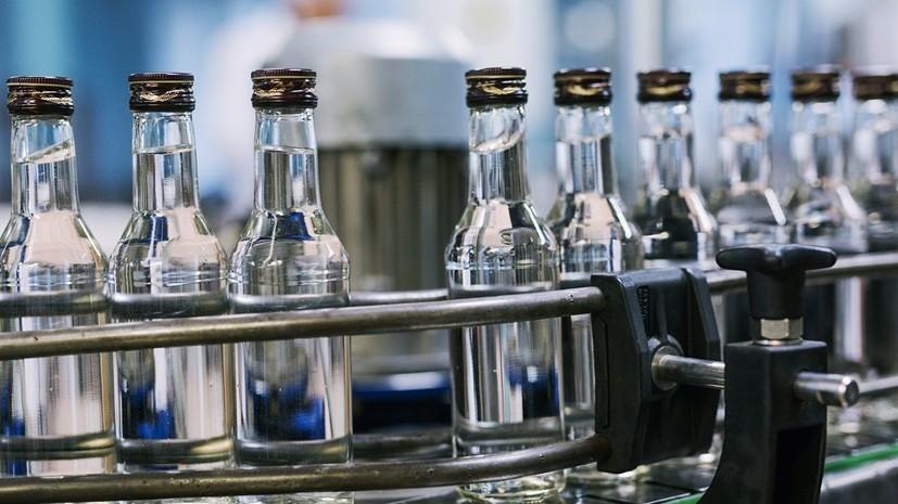 В МВД рассказали о самых подделываемых видах алкоголя в России