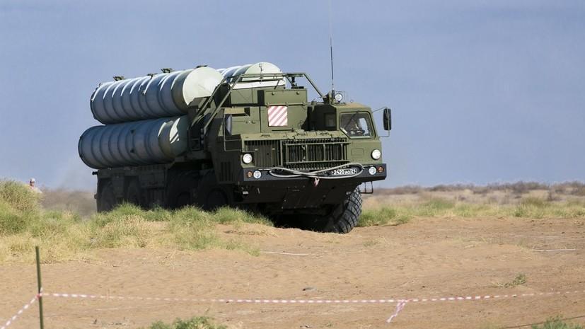 Источник: в Турции пообещали не допустить США к изучению С-400