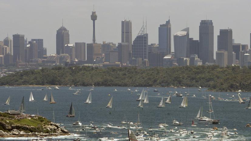 В Австралии из-за треска повторно эвакуирован небоскрёб