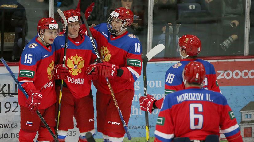 Плющев прокомментировал состав сборной России по хоккею на МЧМ-2019