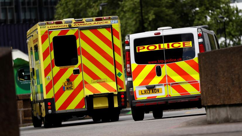 В британском Андовере при взрыве в доме погиб один человек