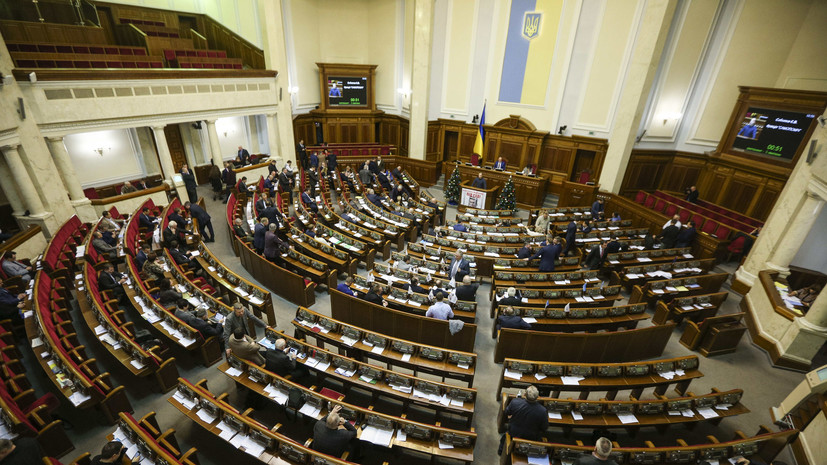 В Раде обвинили Россию в срыве планов по обмену заключёнными