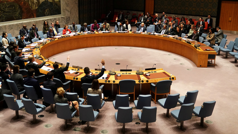 Глава МИД ФРГ выступил за реформирование Совбеза ООН