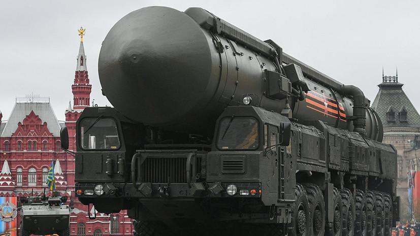 Генконструктор МИТ рассказал о преимуществе ответного оружия России перед американским