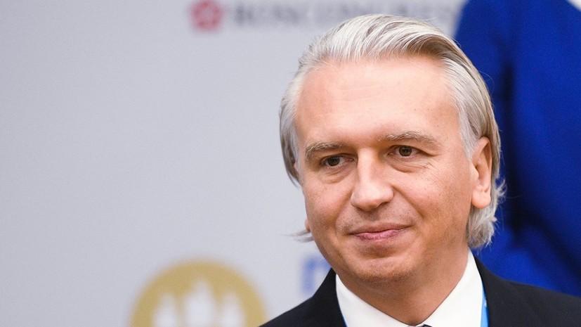 Гендиректор «Рубина» объяснил, почему Дюков больше других достоин стать президентом РФС