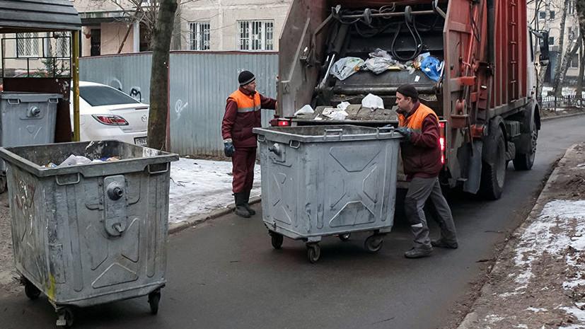 В Кировской области установили тарифы на вывоз мусора